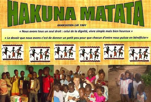 Parrainage d'enfant avec Hakuna Matata